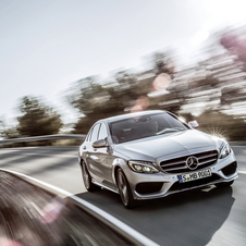 It has the new C-Class coming in 2014, and some of them will be built in the US