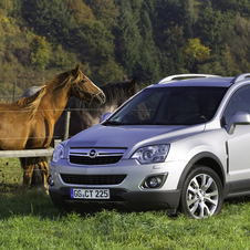 Opel 2.2 CDTI (163 hp) AWD AT