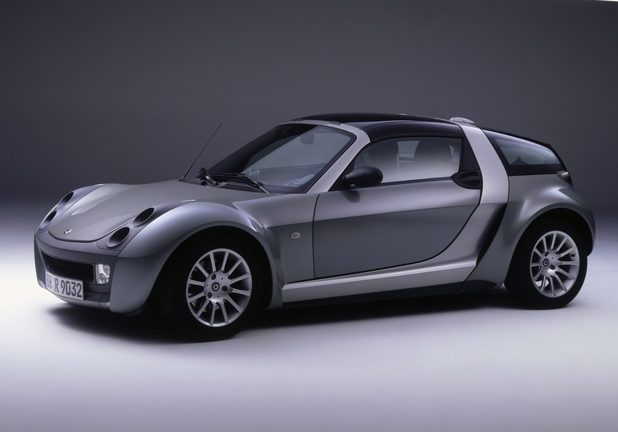 smart smart roadster-coupé V6