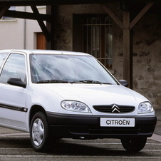 Citroën Saxo Enterprise