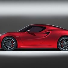 Alfa Romeo 4C to Go on Sale in 2013 for $45,000