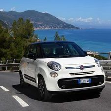 Fiat 500L Reaches European Markets in October