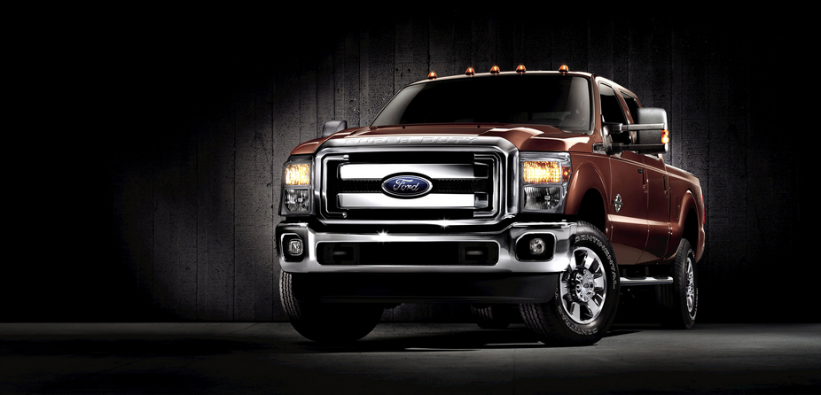 Ford F-Series Super Duty F-350 172-in. WB Lariat Styleside DRW Crew Cab 4x2