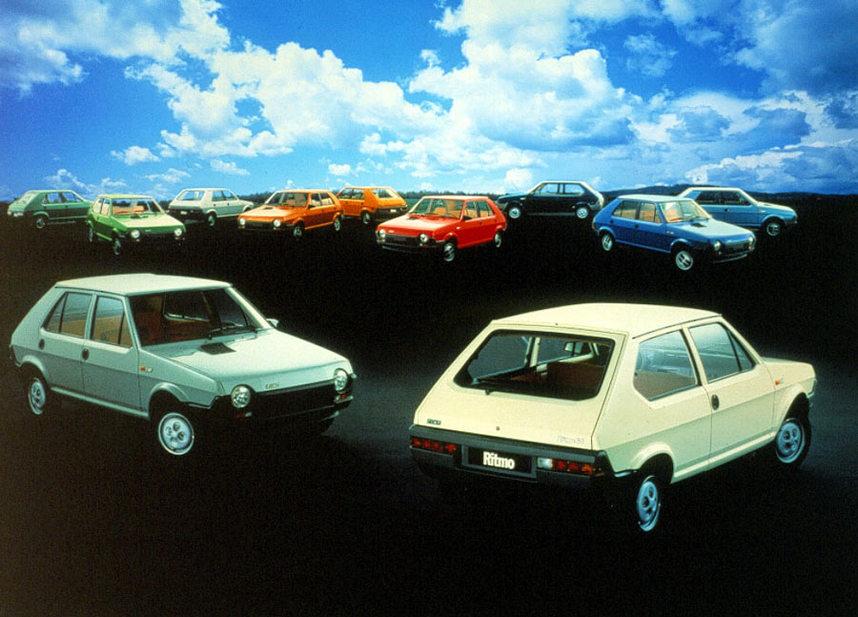 Fiat Ritmo 60 CL :: 2 photos and 52 specs :: autoviva.com