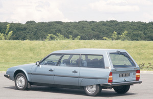 Citroën CX 25 Diesel Turbo Break