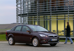 Ford Focus 1.8 TDCi Saloon