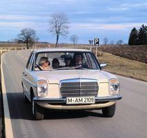 Mercedes-Benz 240 D 3.0 Automatic