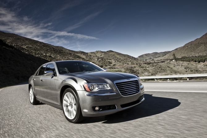 The Chrysler 300 was rated 19th, which seems incredibly generous