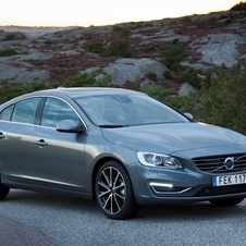 Volvo S60 D2 Summum DRIVe Geartronic