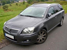 Toyota Avensis Wagon 2.2 D-4D 180