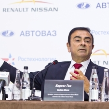Ghosn is the chairman of the new company