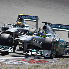 Mercedes has had among the fastest cars in the latter part of this season