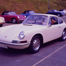 Playboy rated the Porsche 911 as the second greatest car of all time