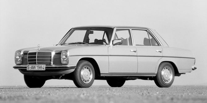 Mercedes-Benz 240 D Automatic