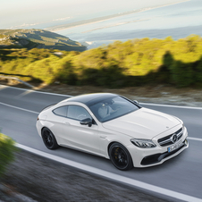 Mercedes-Benz C 63 S Coupé AMG
