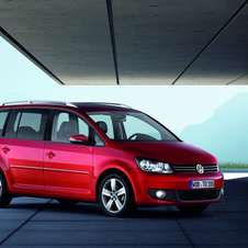 Volkswagen Touran 1.6I TDI BlueMotion Highline