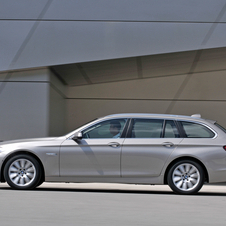 BMW 530d Touring AT