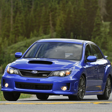 Subaru Impreza WRX Limited 4-Door
