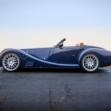 The two-seat Aero 8 is replacing the Aero Coupé and Aero Supersports in the Morgan range