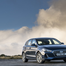 Hyundai i30 1.6 CRDi Launch Edition