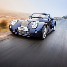 Morgan is launching a new Aero 8 15 years after the launch of the original model