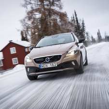 Volvo V40 T5 Kinetic Geartronic CC Cross Country