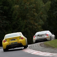 The 24 Hours of the Nürburgring is not one of the events, but teams can enter if they choose