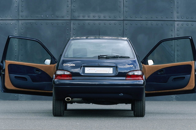 Citroën Saxo New Morning