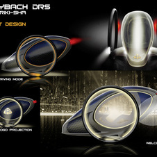 Maybach eRikscha design Concept