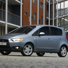 Mitsubishi Colt 1.3 E-Motion AT