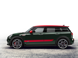 The Clubman JCW can sprint from 0 to 100km/h in 6.3 seconds and a top speed of 238km/h