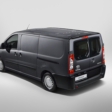 Toyota ProAce 3L Chassis Curto 2.0D 1000Kg