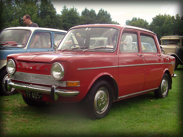 People 1970 Simca 1000 Gl Photo Autoviva Gallery