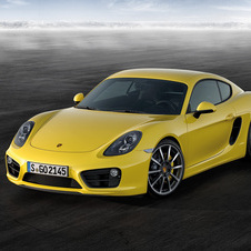 Porsche just announced the new Cayman