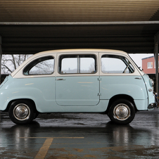 Fiat 600 Multipla 4-5 seater