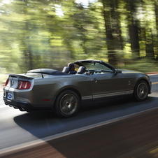 Ford Shelby GT500 Convertible