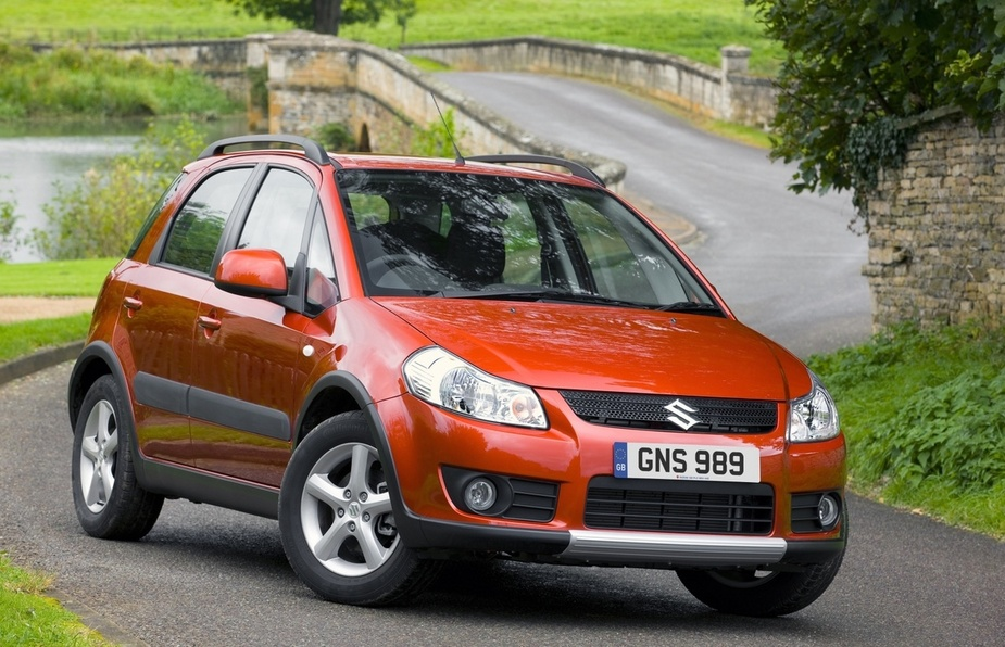 suzuki sx4 1 9 ddis 4x4 glx outdoorline 1 photo and 49 specs. Black Bedroom Furniture Sets. Home Design Ideas
