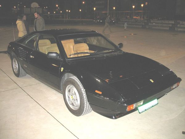 Ferrari Mondial 8 Coupe (US)