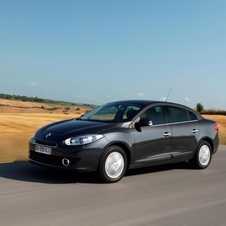 Renault Fluence 1.5 dCi 110cv FAP ECO2 Exclusive