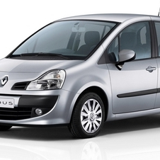 Renault Grand Modus 1.5 dCi 90hp ECO2 Dynamique