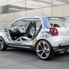 The Fortwo, Forfour and Renault Twingo will all share the platform