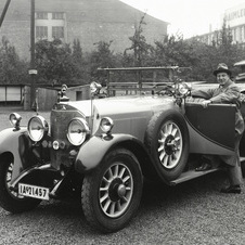 Mercedes-Benz 24/100/140 hp