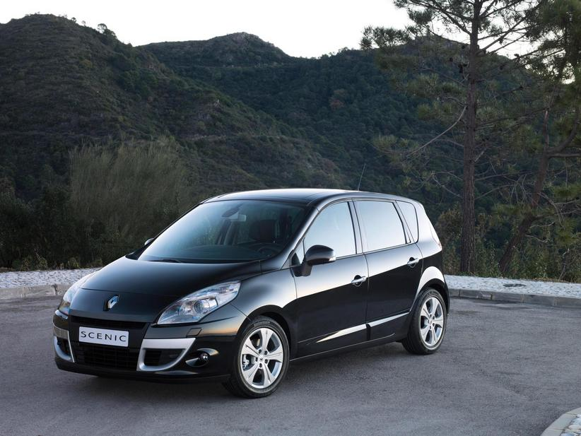renault scenic iii 1 4 tce dynamique s 2 photos and 59 specs. Black Bedroom Furniture Sets. Home Design Ideas