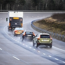 Volvo SARTRE Program Allows for Autonomous Vehicle Trains