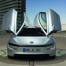 The XL1 is the most aerodynamic car ever