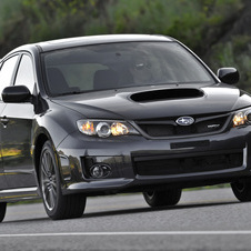 Subaru Impreza WRX Limited 5-Door
