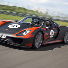 Porsche 918 Spyder and 911 50th Anniversary Heading to Pebble Beach