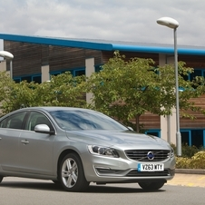 Volvo S60 T2 Geartronic
