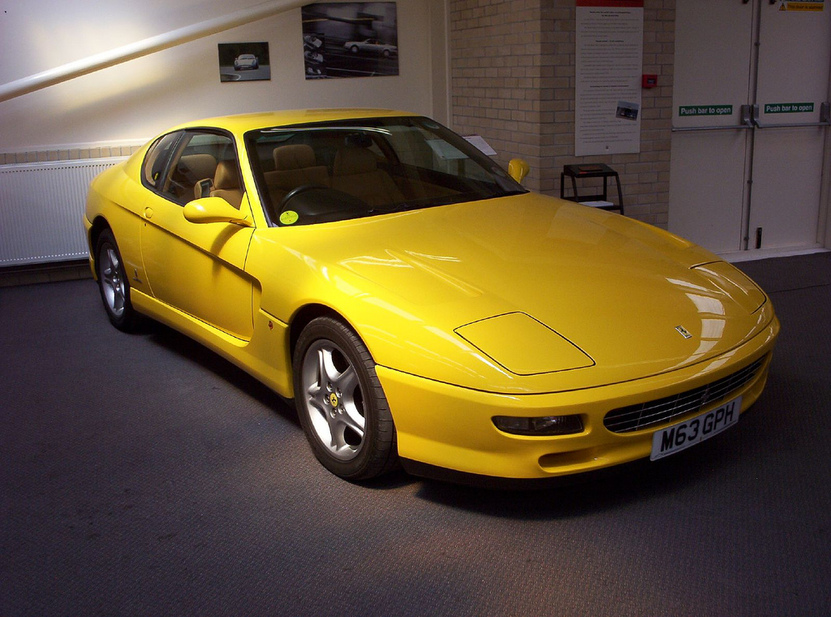 Ferrari 456M GTA :: 1 photo and 69 specs :: autoviva.com