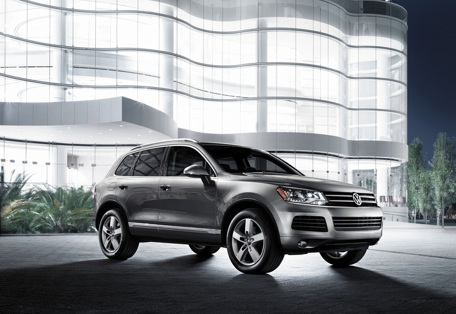 Volkswagen Planning 7-Penger SUV for US :: News :: autoviva.com